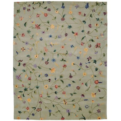 Julian Light Area Rug Rug Size: 76 x 96