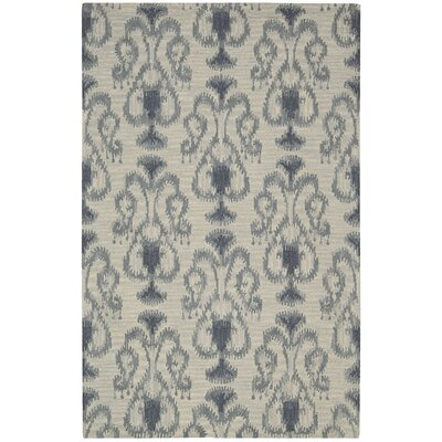 Siam Gray Area Rug Rug Size: 8 x 106