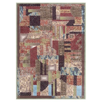 Athanas Beige Area Rug Rug Size: Rectangle 710 x 106