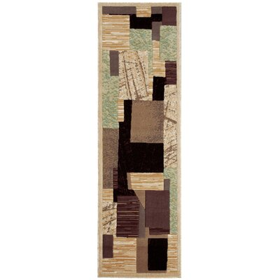 Duke Area Rug Rug Size: Runner 22 x 73