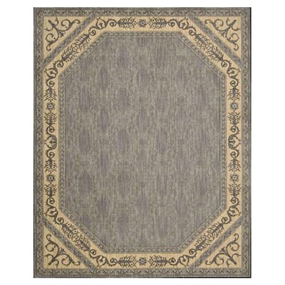 Bryn Silver Area Rug Rug Size: Rectangle 83 x 113