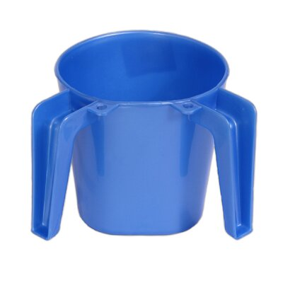 Small Plastic Wash Cup ba156-blue