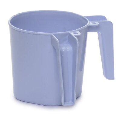 Small Plastic Wash Cup Color: Purple ba156purple