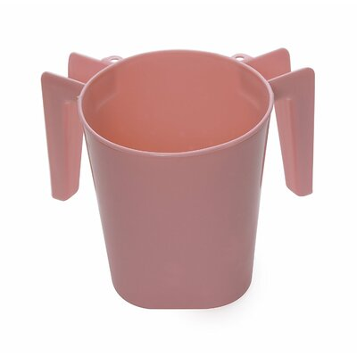 Plastic Wash Cup Color: Pink ba154pink