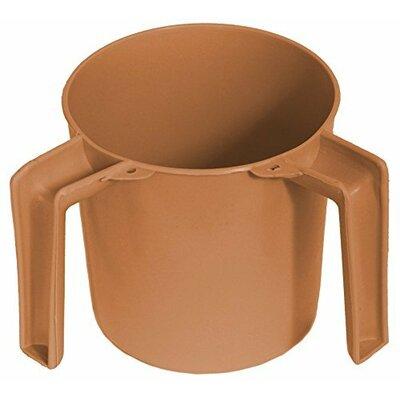Plastic Round Wash Cup ba157beige