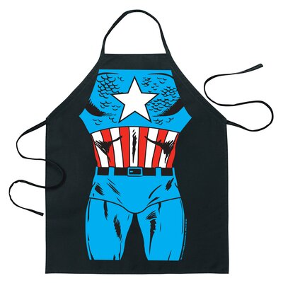 Marvel Comics Captain America Apron 09938