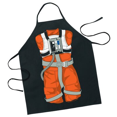 Star Wars Luke Skywalker X-Wing Pilot Apron 08684