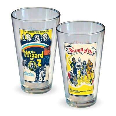 Wizard of Oz Movie Poster Pint 16 oz. Glass 09788