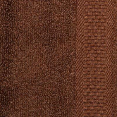 Moon Hand Towel Color: Chocolate Brown
