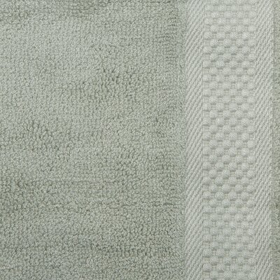 Moon Hand Towel Color: Sage