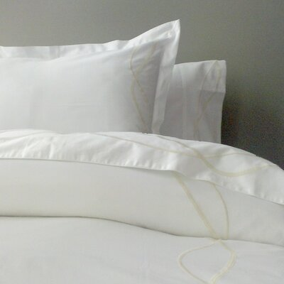 Strands Duvet Cover Size: King