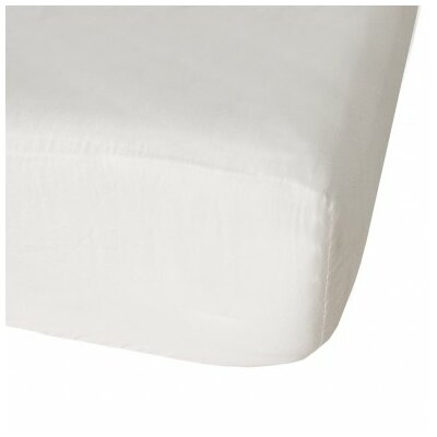 350 Thread Count 100% Cotton Fitted Sheet Size: Queen
