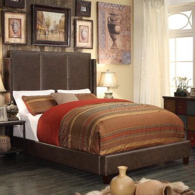 Fresco Queen Upholstered Panel Bed