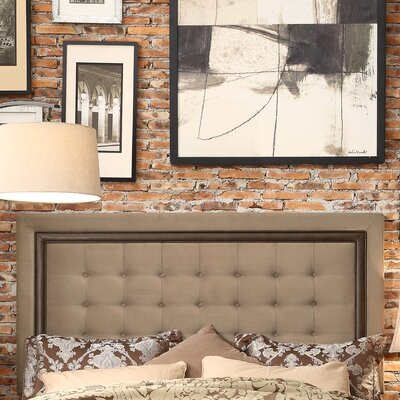 Hidalgo Queen Upholstery Panel Headboard