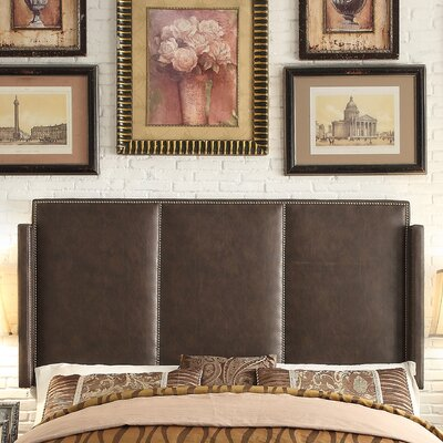 Fresco Queen Upholstered Wingback Headboard