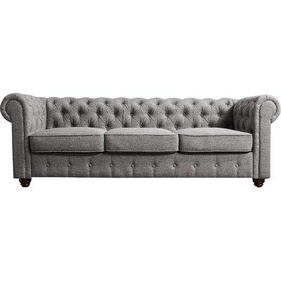 Garcia Sofa Upholstery: Gray
