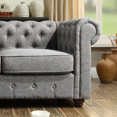 Garcia Sectional Color: Gray