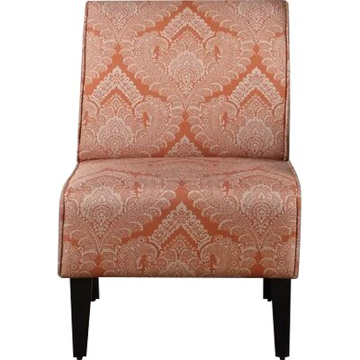 Dafane Slipper Chair Upholstery: Zuma Atomic