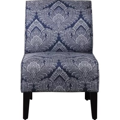 Dafane Slipper Chair Upholstery: Royal Blue