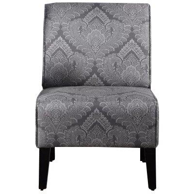 Dafane Slipper Chair Upholstery: Gray