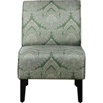 Dafane Slipper Chair Upholstery: Natural Grass