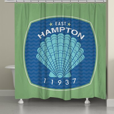 East Hampton Shower Curtain