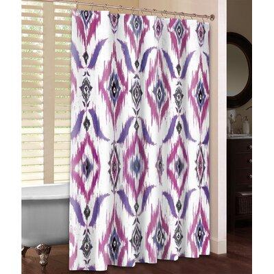 Ikat Shower Curtain