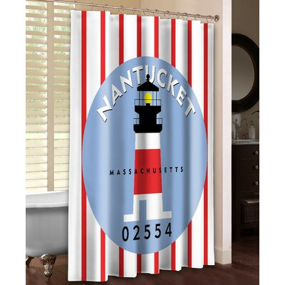Nantucket Shower Curtain