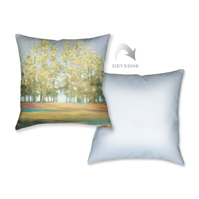 Aspen Grove I Throw Pillow