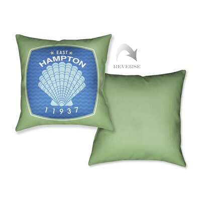 East Hampton Throw Pillow