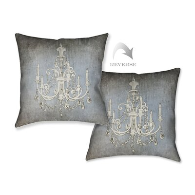 Luxurious Lights I Throw Pillow