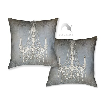 Luxurious Lights II Throw Pillow