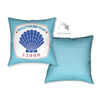 South Hampton Throw Pillow