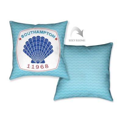 South Hampton Throw Pillow