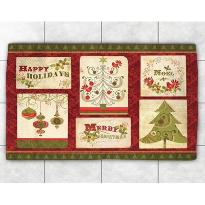 Holiday Wishes Area Rug