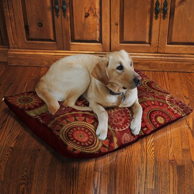 Majestic Fleece Dog Bed