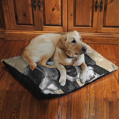Beagle Fleece Dog Bed