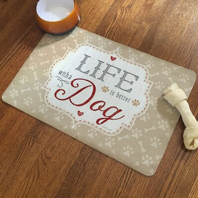 Life with a Dog Doormat