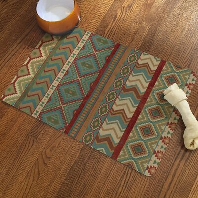 Country Mood Sage Pet Mat