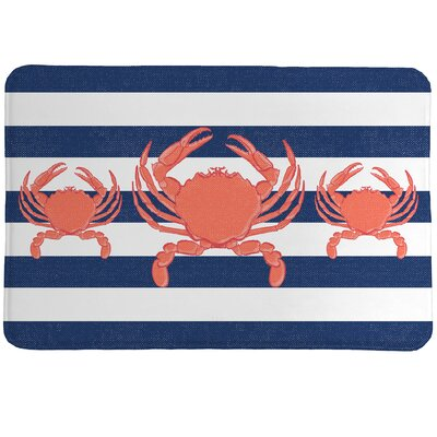 Crab Stripe Mat
