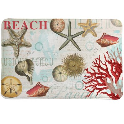 Dream Beach Shells Mat