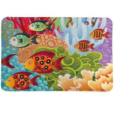 Fish in the Hood Mat