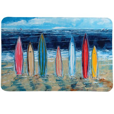 Surfboards Mat