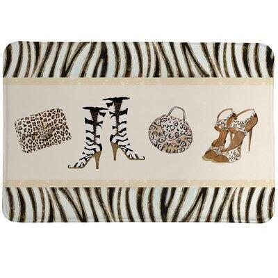 Wild for Fashion Mat