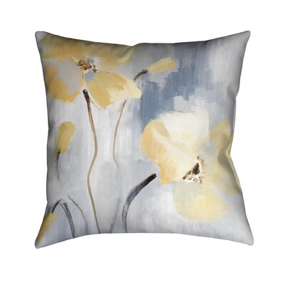 Blossom Beguile I Throw Pillow
