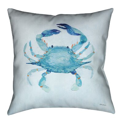Claw Buddies I Outdoor Throw Pillow