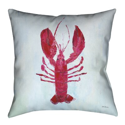 Claw Buddies II Outdoor Throw Pillow