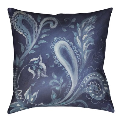 Pattern III Outdoor Throw Pillow