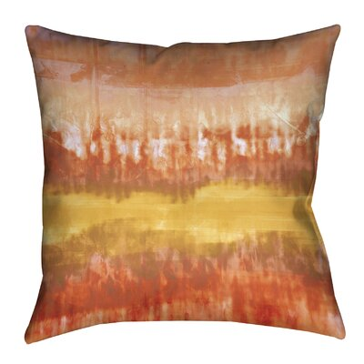 Sunset Outdoor Throw Pillow