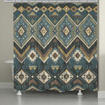 Bruges Shower Curtain